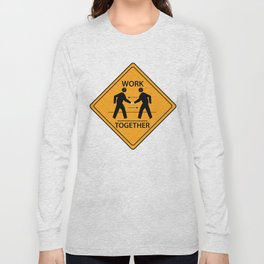 FUTURE FORMS OF EARTH (an adventure in neo-organics) Long Sleeve T-shirt