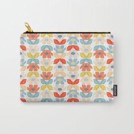 Malibu Floral Carry-All Pouch