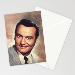 Frankie Laine, Music Legend Stationery Cards