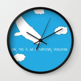 Against All Probability Wall Clock