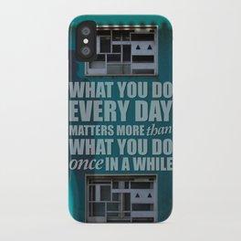 repeat iPhone Case