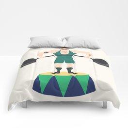 Strongman Comforters