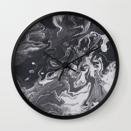 IT'S HARD TO GET AROUND THE WIND Wall Clock