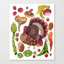 Thanksgiving Dinner by angelarizza