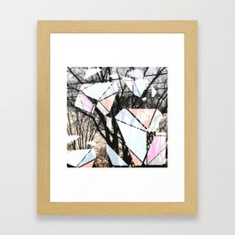 in compromise  Framed Art Print