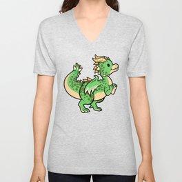 Precious Dragon Friend Unisex V-Neck