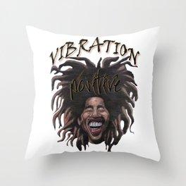 Vibration Positive Throw Pillow