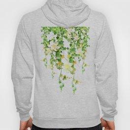 Watercolor Ivy Hoody