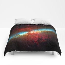 Cigar Galaxy Comforters