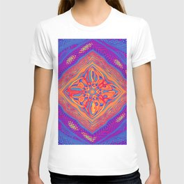 Colourful Weave T-shirt