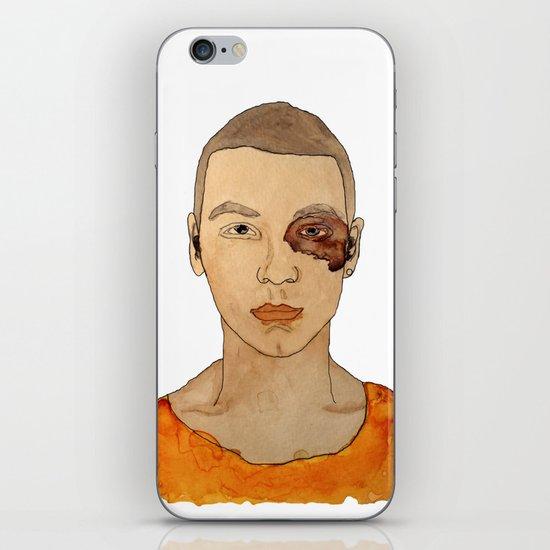 Bruised Thug iPhone & iPod Skin
