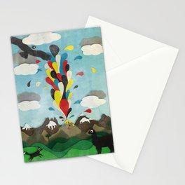 Sur de Chile Stationery Cards