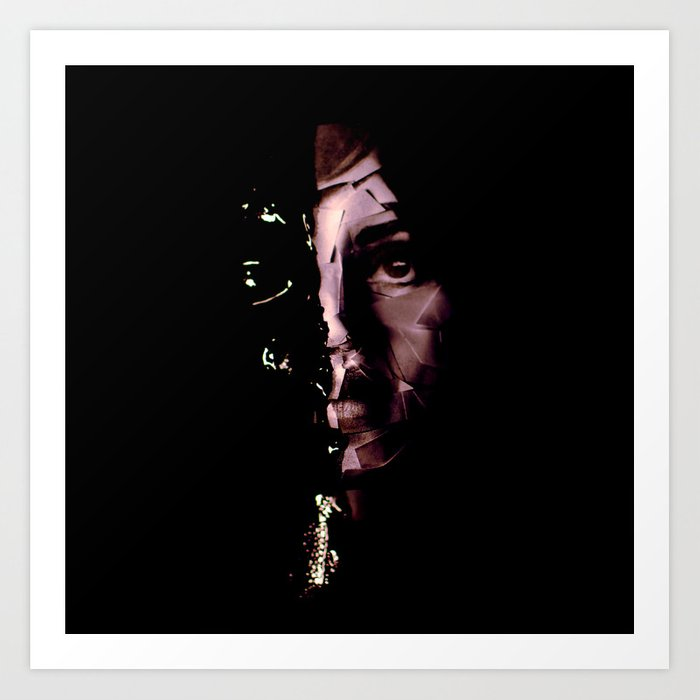 """Under the Skin"" by Cap Blackard Art Print"