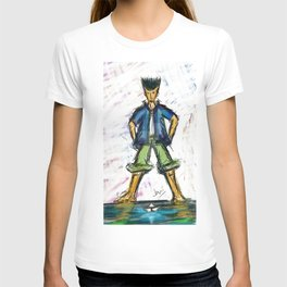 Paper Boater T-shirt