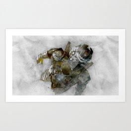 Dead Space 2 Art Print