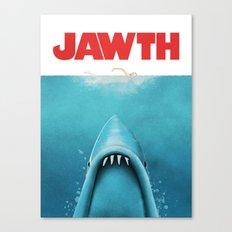 JAWTH Canvas Print