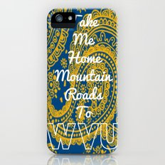 Mountain Roads iPhone (5, 5s) Slim Case