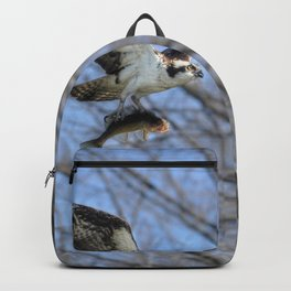 Osprey and Prey - Wildlife Photography Backpack