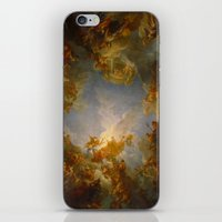 baroque iPhone & iPod Skins featuring Baroque by Tori Beretta