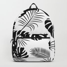 TROPICAL LEAVES 7 Backpack