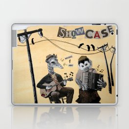 Jammin' Animals Laptop & iPad Skin