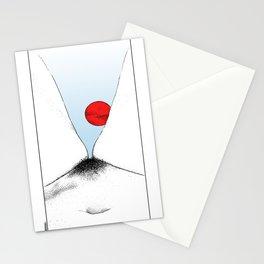 asc 493 - La montagne sacrée (The sacred mountain) Stationery Cards