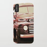 truck iPhone & iPod Cases featuring Old Truck by Regan's World