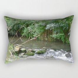 Weser Water Rectangular Pillow