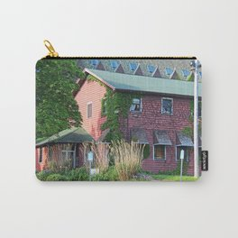 Old West End Mary Manse College now Children's Theatre Workshop Carry-All Pouch