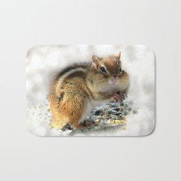 Chipmunk Bath Mat
