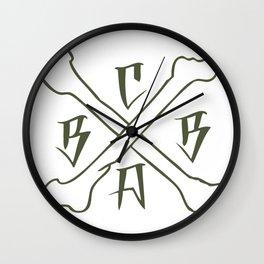 bbca Wall Clock