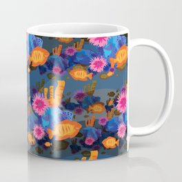 underwater oranges Coffee Mug