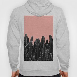 Black Cacti Dream #2 #minimal #decor #art #society6 Hoody