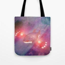 Kyogre Two. Tote Bag