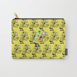 Angry Spongebob Carry-All Pouch