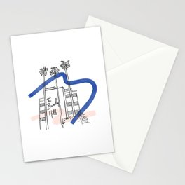 Iconic Los Angeles - Beverly Hills Hotel Stationery Cards