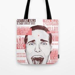 016C Tote Bag