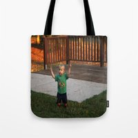 ace Tote Bags featuring Ace by Samual Lewis Davis BMmSt CQU