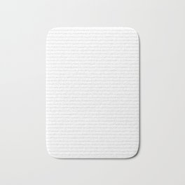 Seismic #798 Bath Mat