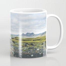 Volcanic Landscape Coffee Mug