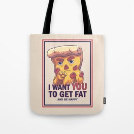 Uncle Pizza Tote Bag