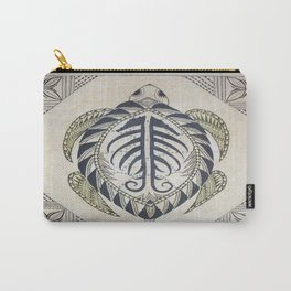 Sacred Turtle Carry-All Pouch