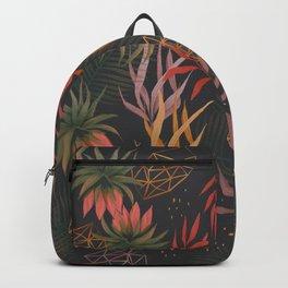 Magical garden pattern Backpack
