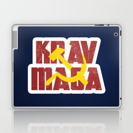 Krav Maga Russia Soviet Union Laptop & iPad Skin