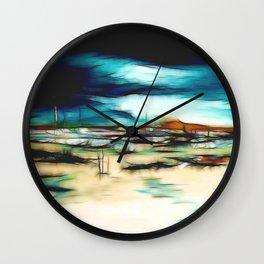 Dansk Coast Wall Clock