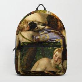 "Veronese (Paolo Caliari) ""Venus and Adonis"" Backpack"