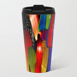 Jelly fish reef Travel Mug