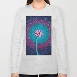 You Can and You Will - Lotus Long Sleeve T-shirt