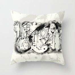Free Your Spirit Throw Pillow