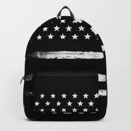 New York White Flag Backpack